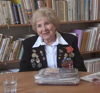 Věra Holuběva-Biněvská